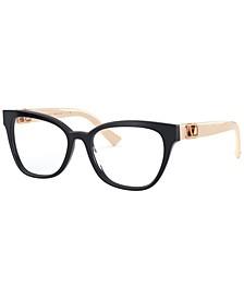 VA3049 Women's Cat Eye Eyeglasses
