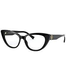 VE3286 Women's Cat Eye Eyeglasses