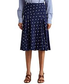 Petite Peasant Skirt