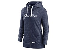 New York Yankees Women's Gym Vintage Full Zip Sweatshirt