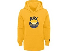 Golden State Warriors Men's Statement PO Hoodie