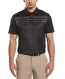 Men's Space-Dyed Polo Shirt