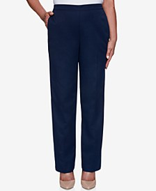 Petite Anchor's Away Pull-On Pants