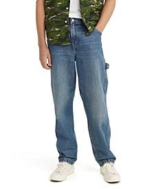 Men's Tapered Carpenter Jeans