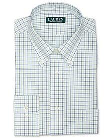 Men's Regular Fit Wrinkle Free Stretch Dress Shirt, Online Exclusive