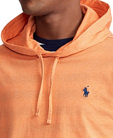 Men's Big & Tall Hooded Long Sleeve T-Shirt