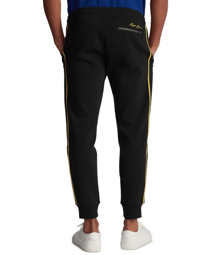 Polo Ralph Lauren Men's Double-Knit Racing Pants & Reviews - Pants - Men - Macy's