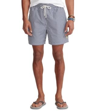 Polo Ralph Lauren Swimtrunks MEN'S 5.75-INCH TRAVELER CLASSIC SWIM TRUNK