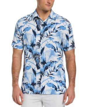 Men's Leaf Print Shirt