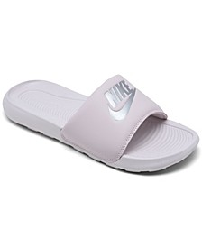 Women's Victori One Slide Sandals from Finish Line