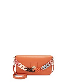 INC Edenne Chain Baguette Shoulder Bag, Created for Macy's