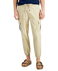 Men's James Twill Cargo Pants, Created for Macy's
