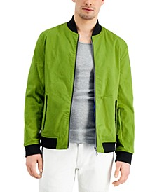 Men's Reversible Bomber Jacket, Created for Macy's