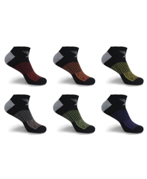 Men's and Women's Active-Performance Ankle-Length Compression Socks