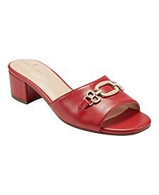 Women's Cello Slip-On Sandals
