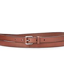 Women's Leather Wrap Belt