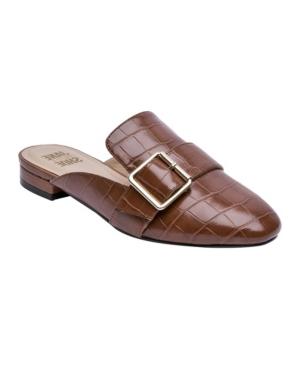 Women's Isla Buckle Mules Women's Shoes