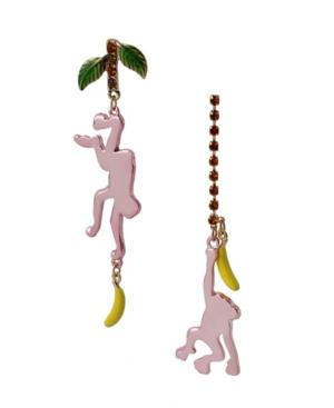 Monkey Mismatch Earrings