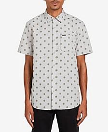 Men's Macro Dot Short Sleeve Shirt