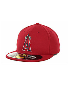 New Era Los Angeles Angels of Anaheim Authentic Collection 59FIFTY Hat