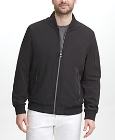 Men's Full-Zip Flight Jacket