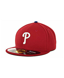 New Era Philadelphia Phillies Authentic Collection 59FIFTY Hat
