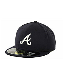 New Era Atlanta Braves Authentic Collection 59FIFTY Hat