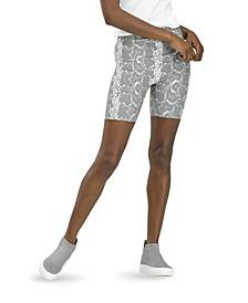 Women's Sleek Effects High Rise Bike Shorts