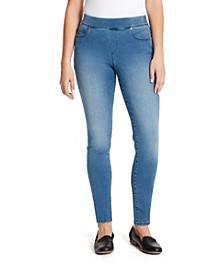 Avery Pull-On Short Length Pants