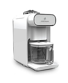 Milkmade Non-Dairy Milk Maker with 6 Plant-Based Programs, Auto Clean