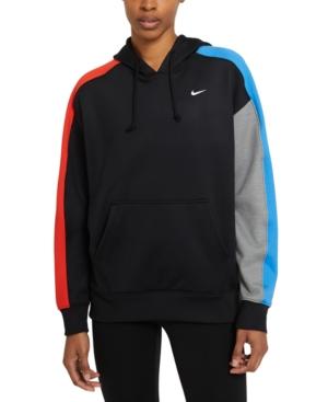 Nike Hoodies WOMEN'S COLORBLOCKED PULLOVER HOODIE