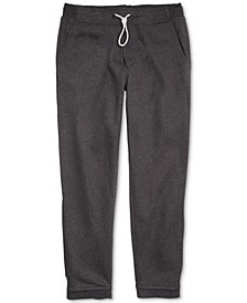 Tommy Hilfiger Men's Adaptive Sweatpant with Drawcord Stopper