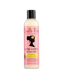 Curl Love Moisture Milk, 8.0 oz.