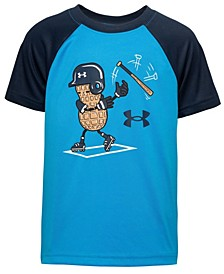 Toddler Boys Peanut Bambino Short Sleeve T-shirts