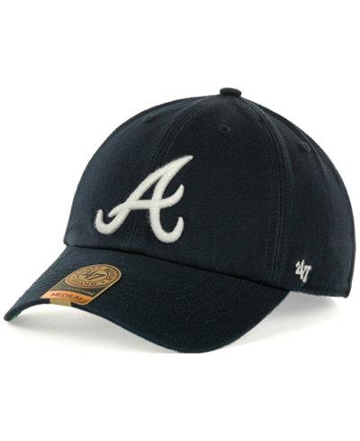 '47 Brand Atlanta Braves Franchise Cap