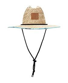 Men's Straw Lifegurad Outsider Hat