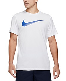 Men's Swoosh Dri-FIT Logo Graphic T-Shirt