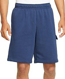 Men's Club Fleece Cargo Shorts