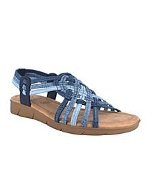 Belicia Stretch Sandal