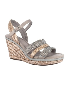 Ossie Espadrille Wedge Sandal Women's Shoes