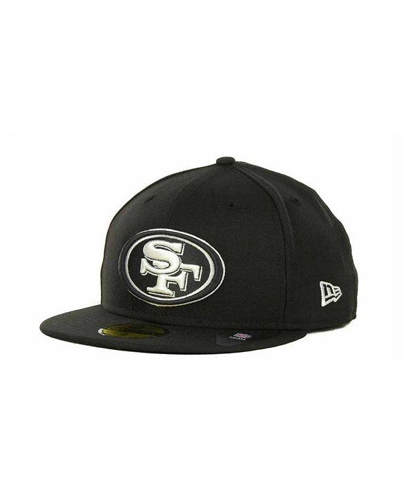 New Era San Francisco 49ers 59FIFTY Cap
