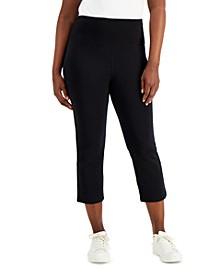 Capri Yoga Pants, Created for Macy's