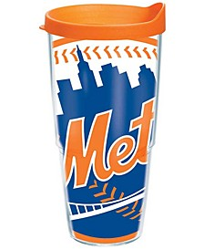 New York Mets 24 oz. Colossal Wrap Tumbler