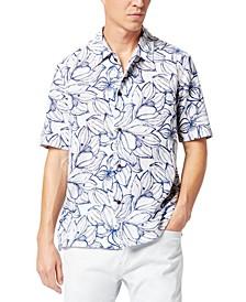 Men's Hollenbeck Short-Sleeve Button-Up Shirt