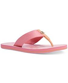 Women's Zoe Thong Flip-Flop Sandals