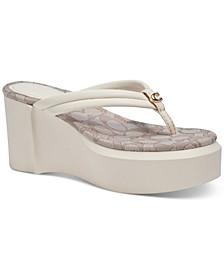 Women's Franki Platform Flip-Flop Sandals