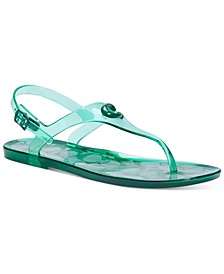 Women's Natalee Jelly Thong Sandals