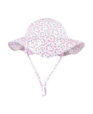 Hudson Baby BABY GIRLS SUN PROTECTION HAT