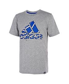 Big Boys Shoelace Htr T-shirt