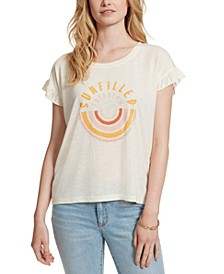 Sawyer Petal-Sleeve T-Shirt